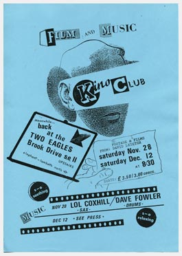 Kino Club at the Two Eagles